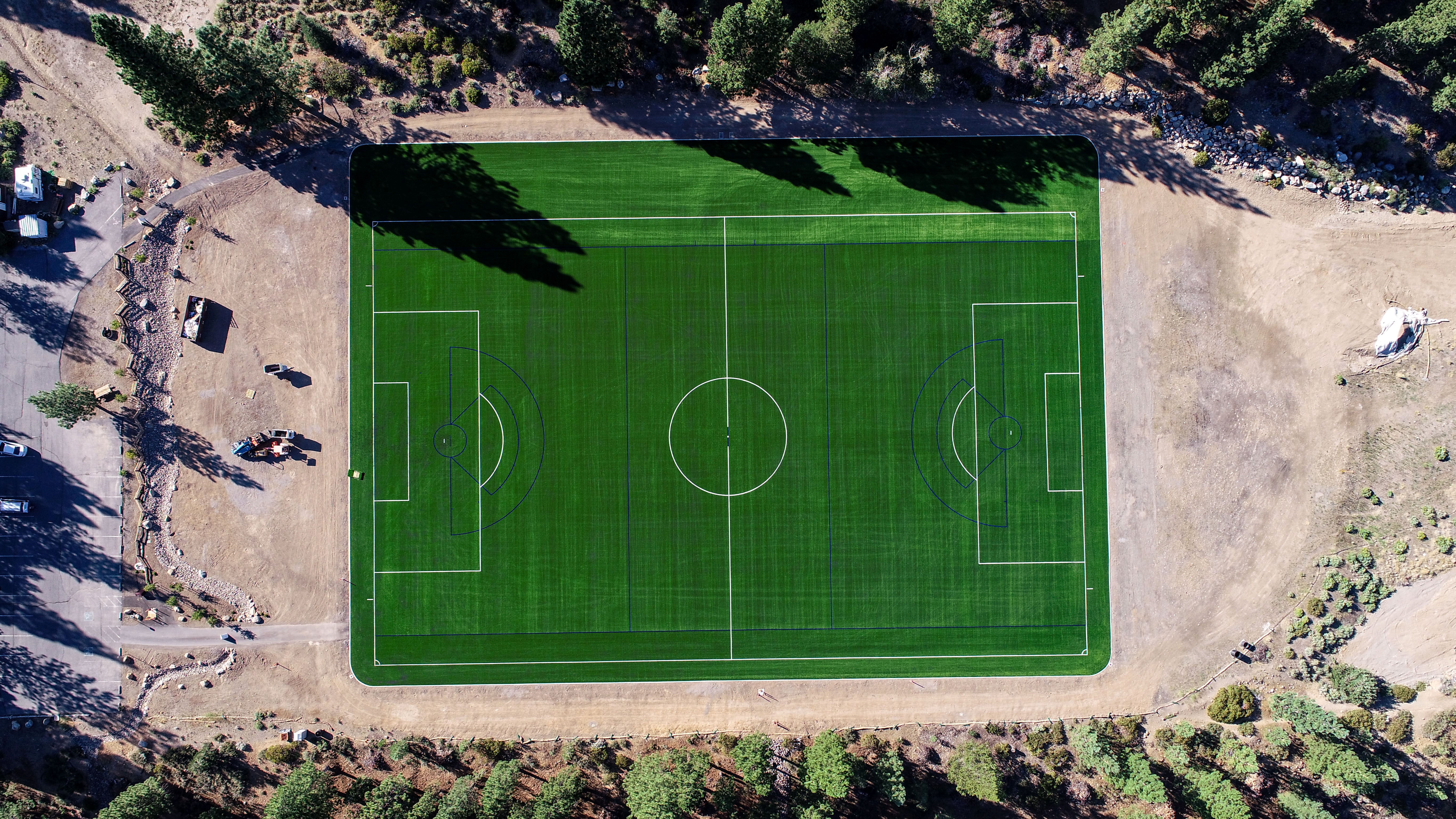 NORTH TAHOE PUBLIC UTILITY DISTRICT SELECTS SHAW SPORTS TURF SYSTEM TO COMPLETE THE  REGION'S SOCCER AND LACROSSE FIELD
