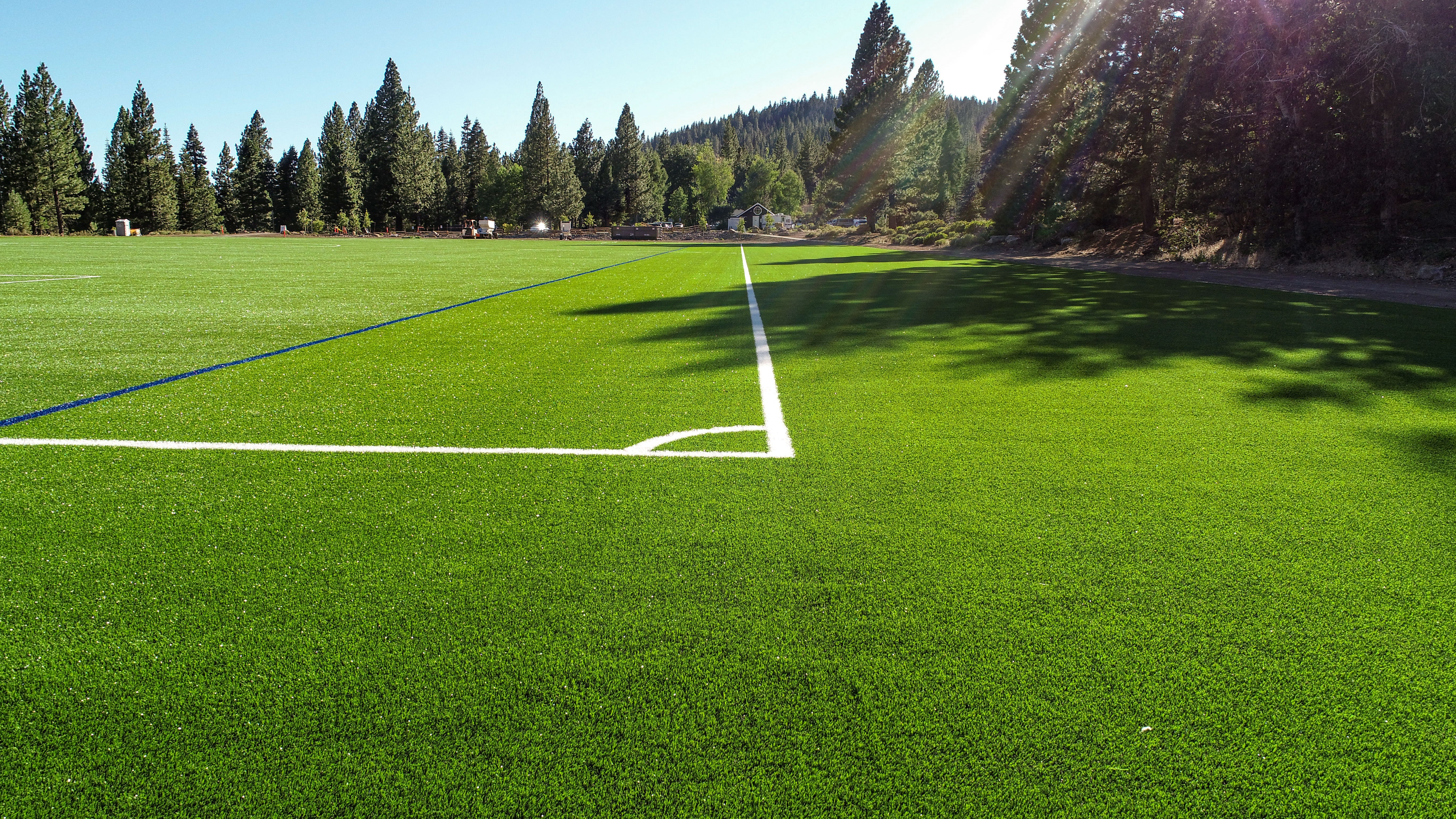 NORTH TAHOE PUBLIC UTILITY DISTRICT SELECTS SHAW SPORTS TURF SYSTEM TO COMPLETE THE  REGION'S SOCCER AND LACROSSE FIELD Image