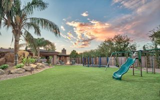 Best Backyard Games for an Artificial Turf Lawn